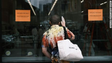 Store closures are expected to hit a five-year low. But it's not all good news