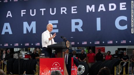 Analysis: Biden's Buy American push is good politics but bad economics