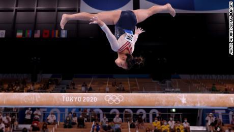 Suni Lee earned her glory in the hardest of ways