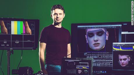 Chris Umé, cofounder of Metaphysic, made a series of shockingly realistic deepfake videos of Tom Cruise.