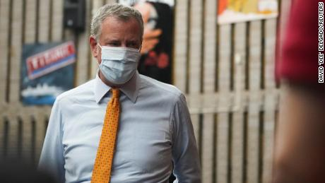 NYC mayor announces $100 incentive for anyone who gets vaccinated at a city-run site