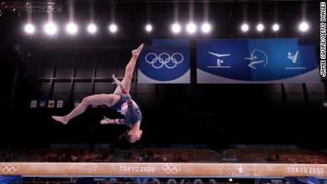 A physicist watches the Olympics