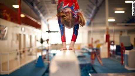 Why I didn't become a gymnastics mom