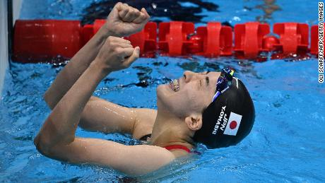 With her victory in both the women's 200m and 400m individual medley, Yui Ohashi became the first Japanese woman to ever to claim two golds in a single Olympics.