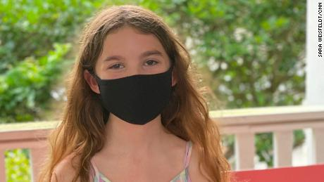 Florida tween takes on school board to call for mask mandate