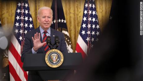 Biden shows he's ready to make drastic moves in Covid-19 fight -- even if he's not sure they're legal