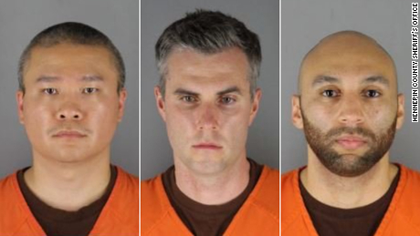 Former Minneapolis officers charged with violating George Floyd's civil rights want their federal cases separated from Derek Chauvin