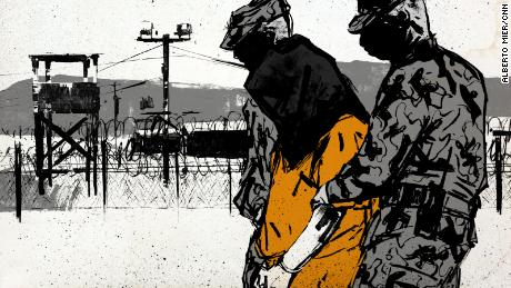 Mohammed al-Qahtani, known as Detainee 063, was tortured over a roughly 50-day period between November 2002 and January 2003 at Camp X-Ray in the Guantanamo Bay Detention Camp.