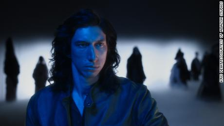"""Adam Driver stars as stand-up comedian Henry in """"Annette."""""""