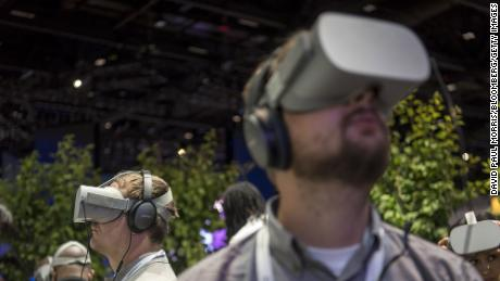 Facebook's investments in its Oculus VR headsets are a key part of its metaverse ambitions.
