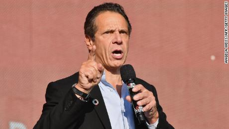 Before NY AG report, Andrew Cuomo long claimed to be a champion against sexual harassment and attacked GOP politicians for staying silent