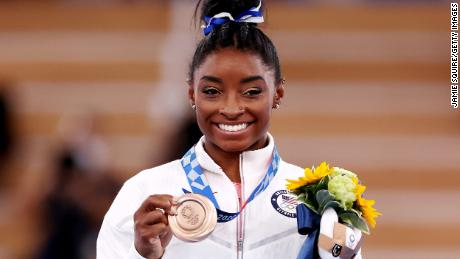 What's next for gymnastics great Simone Biles after Tokyo?