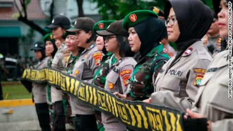 Indonesian army hints at ending invasive 'virginity tests' for female recruits