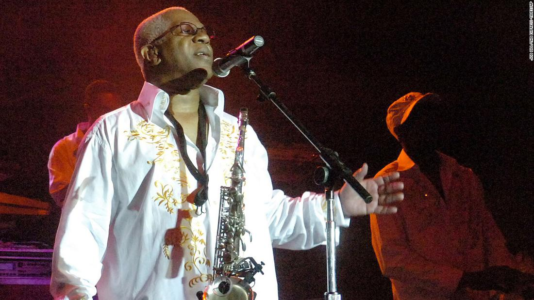 """Kool & the Gang co-founder <a href=""""https://www.cnn.com/2021/08/08/entertainment/dennis-thomas-kool-and-the-gang-dead/index.html"""" target=""""_blank"""">Dennis Thomas</a>, often referred to as """"Dee Tee,"""" died August 7 at the age of 70. Known for classics like """"Celebration,"""" """"Jungle Boogie,"""" and """"Cherish,"""" Kool & the Gang bill themselves as having performed """"longer than any R&B group in history."""""""