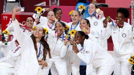 Women athletes powered Team USA's Olympic victory