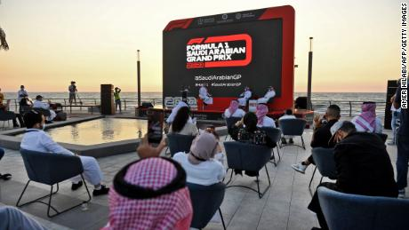Given Saudi Arabia's track record on human rights, critics wonder if the country should be allowed to invest in major sports franchises such as Formula One.