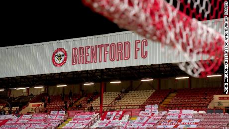 Brentford jugó por última vez en la máxima categoría de Inglaterra en la temporada 1946/47.