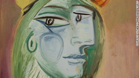 Picasso artworks displayed in a Las Vegas restaurant could fetch over $100M
