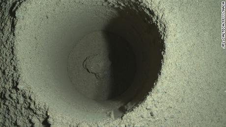 Why the Perseverance rover couldn't collect its first Martian sample