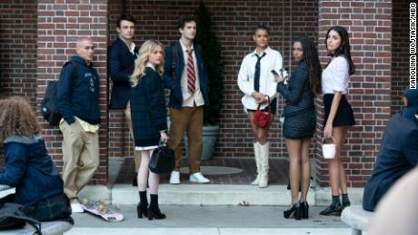 """The characters of HBO Max's """"Gossip Girl"""" reboot are no less status-obsessed than the stars of the original."""