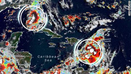 Fred regains tropical storm status en route to Florida as Haiti braces for Grace
