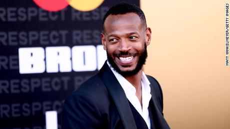 """Marlon Wayans attends the premiere """"Respect"""" earlier this month."""