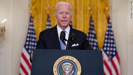 First on CNN: More than 50 senators urge Biden to quickly evacuate Afghan allies