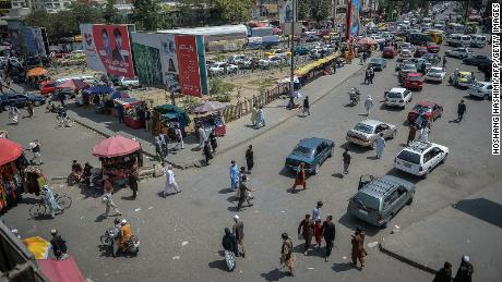 The Taliban has been in charge of Kabul for 48 hours. Women have already disappeared from the streets