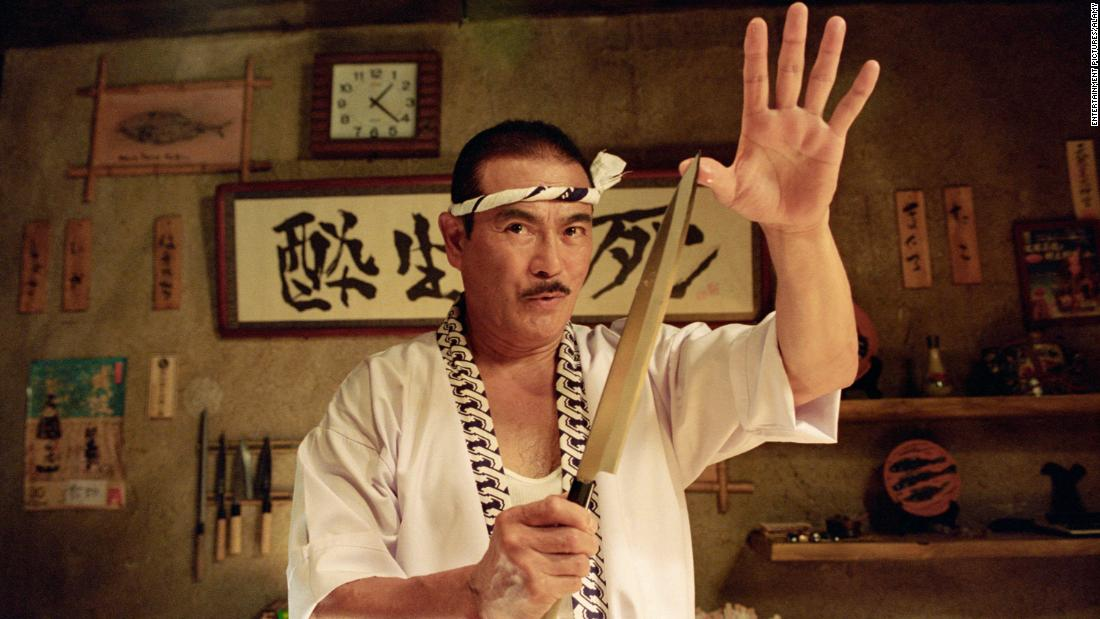 """<a href=""""https://www.cnn.com/2021/08/19/entertainment/sonny-chiba-death-trnd/index.html"""" target=""""_blank"""">Sonny Chiba,</a> a ferociously talented martial artist whose international renown grew with films like """"The Street Fighter"""" and the """"Kill Bill"""" series, died from Covid-19 complications, his representative Timothy Beal confirmed to CNN on August 19. Chiba was 82."""
