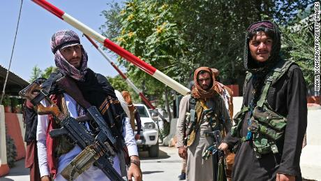 US holding direct and daily talks with Taliban in effort to ease Biden's Afghanistan crisis