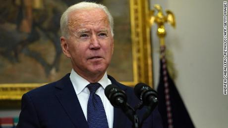 Biden decides to keep August 31 deadline to withdraw from Afghanistan as evacuations accelerate