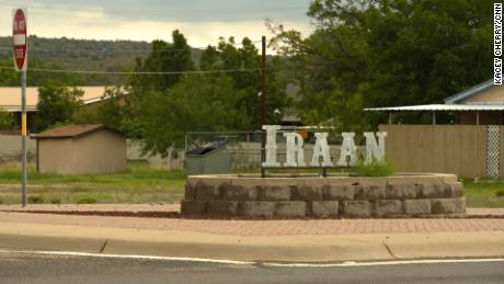 """Iraan is pronounced """"Ira-Ann,"""" as it was named after Ira and Ann Yates, ranchers who owned the property beneath which a nearby oil field was discovered."""