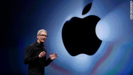 How Tim Cook has grown the Apple empire in his decade as CEO