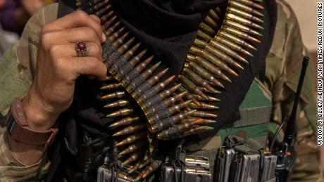 The Taliban's recapture of Afghanistan has sparked fears of an al Qaeda and ISIS revival