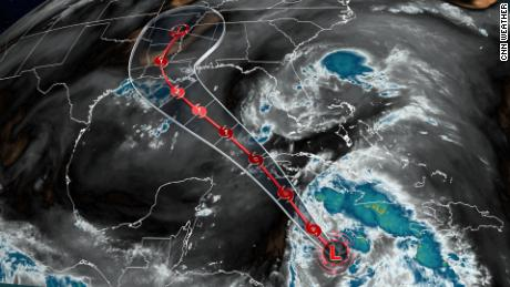 Tropical Storm Ida forms in the Caribbean, could hit US as a hurricane