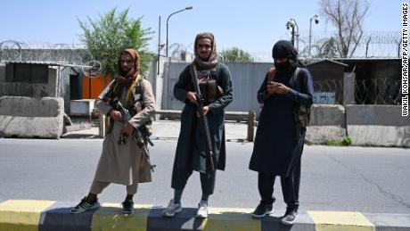 Here are the groups vying for power in Afghanistan