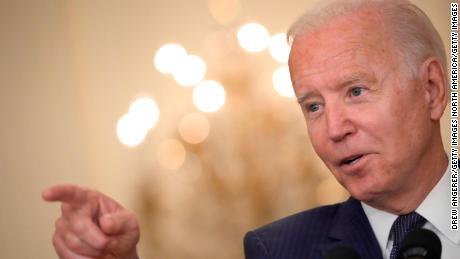 Why Democrats can't run away from Joe Biden