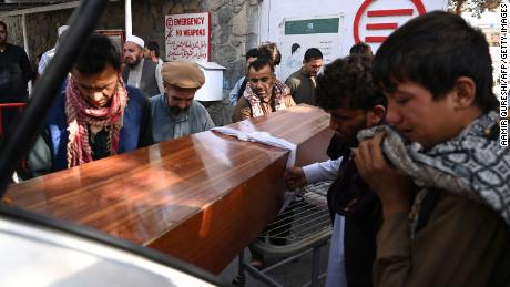US presses on with evacuation from Afghanistan after deadly Kabul airport attack