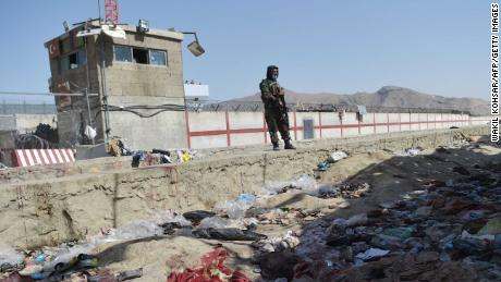 What to know about ISIS-K, the terror group claiming responsibility for the Kabul airport attack