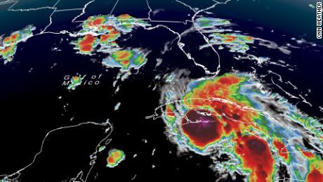 After slamming Cuba, Hurricane Ida churns through the Gulf of Mexico