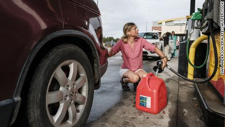 'Time is not on our side.' Gulf Coast braces for Sunday arrival of Hurricane Ida, potentially a Category 4 storm