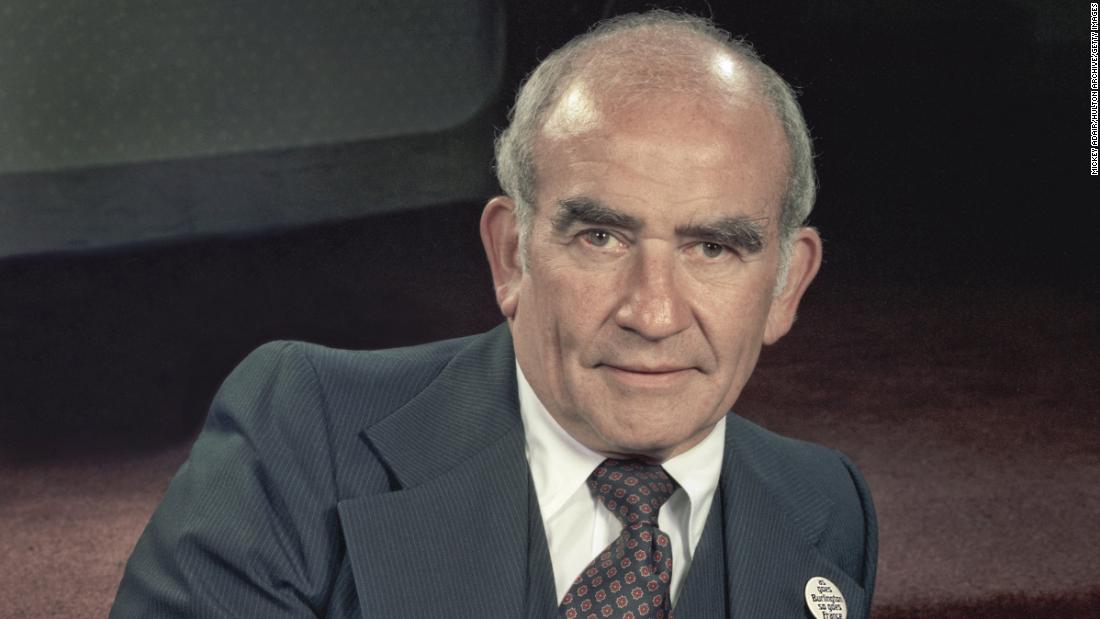 """Veteran actor <a href=""""https://www.cnn.com/2021/08/29/entertainment/ed-asner-death/index.html"""" target=""""_blank"""">Ed Asner,</a> best known for his role as the crusty but lovable newsman Lou Grant on """"The Mary Tyler Moore Show,"""" died August 29, according to his publicist. He was 91."""