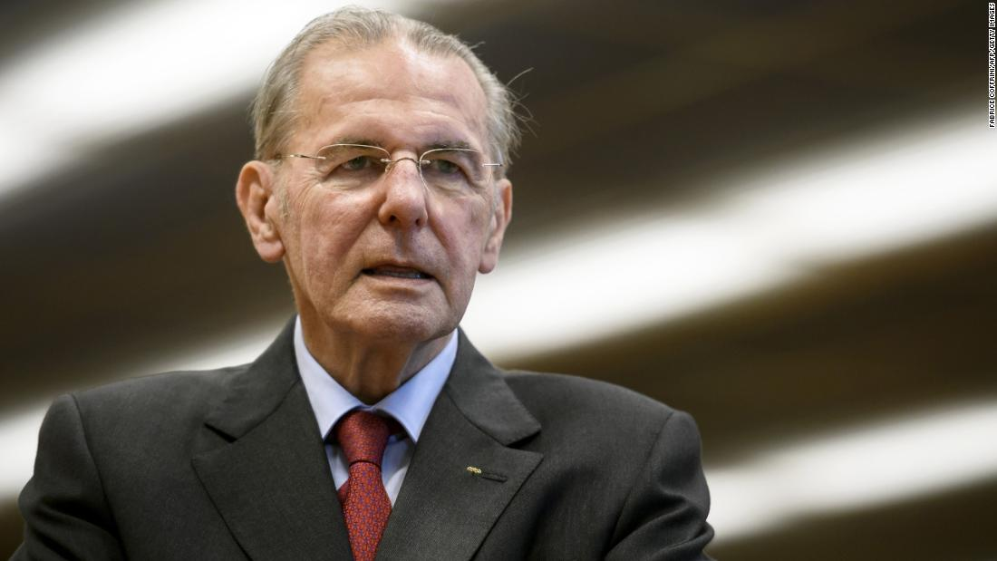"""Former International Olympic Committee President <a href=""""https://www.cnn.com/2021/08/29/sport/jacques-rogge-ioc-death/index.html"""" target=""""_blank"""">Jacques Rogge</a> died August 29, according to an announcement by the organization. He was 79."""