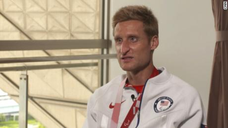 US Paralympic gold medalist Brad Snyder speaks with CNN.