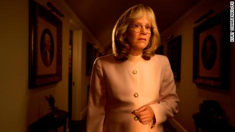 """Impeachment: American Crime Story"" stars Sarah Paulson as Linda Tripp."