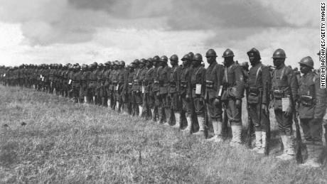 The Harlem Hellfighters returned to the US as one of the most highly decorated units in the military.