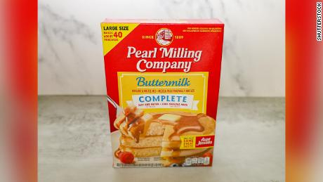 Pearl Milling Company pancake and waffle mix in San Diego, California, on August 14, 2021.