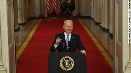 Biden launches federal effort to respond to Texas law as he faces pressure to protect abortion