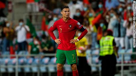 Cristiano Ronaldo has become the all-time leading goalscorer in men's international football.