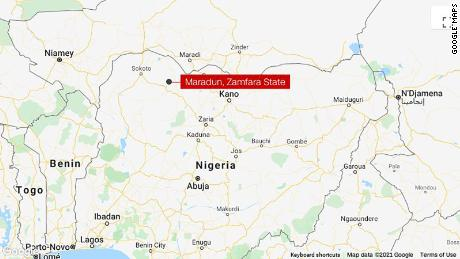 Schools in Nigerian state shut after mass kidnapping of students by gunmen